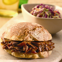 Crock Pot Pulled Lamb